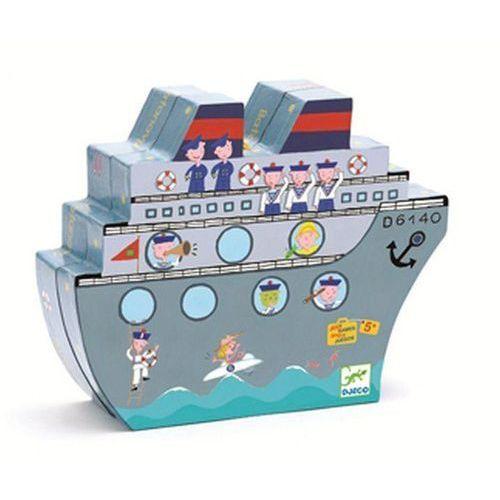 Gra planszowa w statki marki Djeco