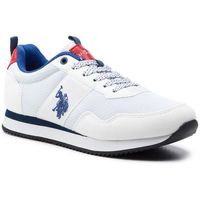 Sneakersy - talbot3 nobil4215s8/hn3 whi, U.s. polo assn., 44-45