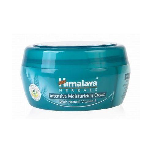 KREM INTENSYWNIE NAWILŻAJĄCY Z NATURALNĄ WITAMINĄ E - 150 ml HIMALAYA, towar z kategorii: Pozostałe kosmetyki do twarzy