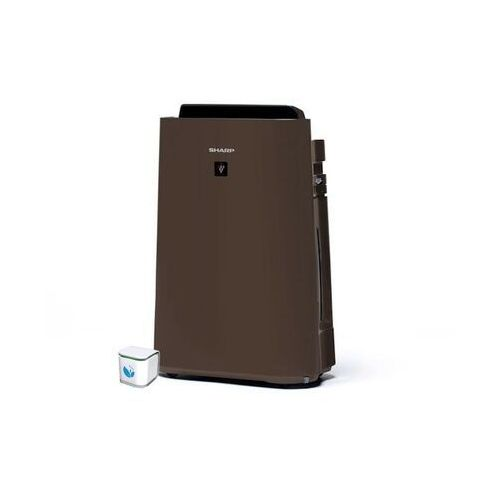 ua-hd40e-t + aplikacja mobilna ecolife airsensor marki Sharp
