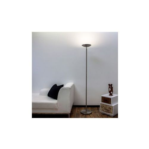 Malea lampa oświetlająca sufit LED, nikiel/matowy