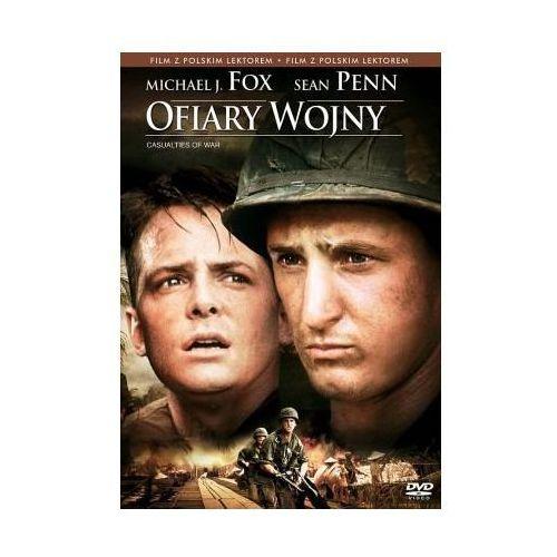 Ofiary wojny (DVD) - Brian De Palma. DARMOWA DOSTAWA DO KIOSKU RUCHU OD 24,99ZŁ