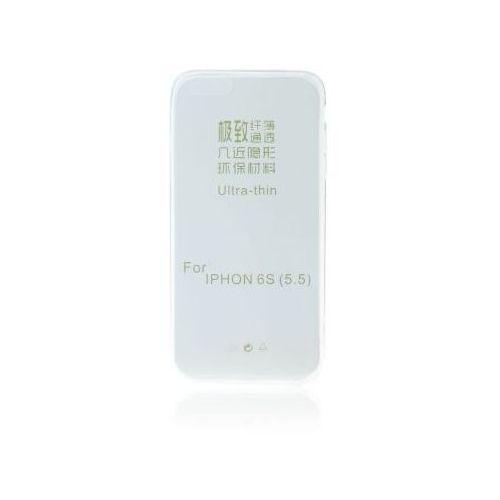 Futerał back case 0,3mm - iphone 6 plus transparentny marki Bluestar