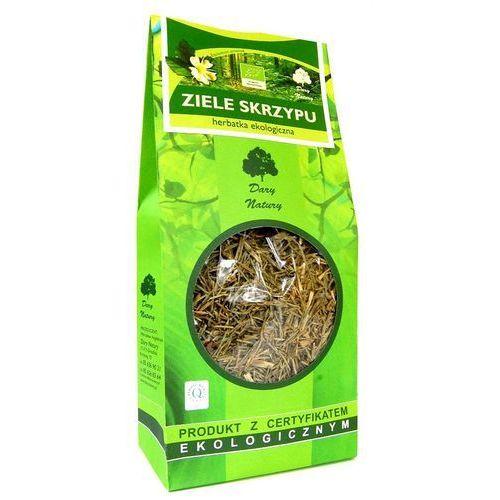 Dary natury - herbatki bio Herbatka z ziela skrzypu bio 100 g - dary natury (5902741007858)