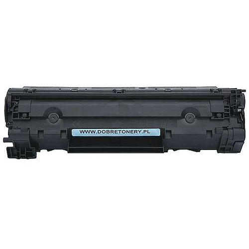 Toner zamiennik dt35a do hp laserjet p1005 p1006, pasuje zamiast hp cb435a, 1500 stron marki Dobretonery.pl