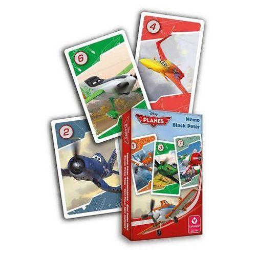 Karty do gry CARTAMUNDI Piotruś Memo Samoloty - produkt z kategorii- Gry karciane