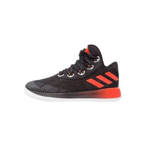 adidas Performance LIGHT EM UP 2017 Obuwie do koszykówki core black/energy/solid grey, GII92
