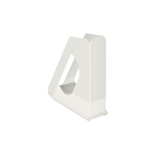Pojemnik na dokumenty europost vivida biały 70mm 623702 marki Esselte