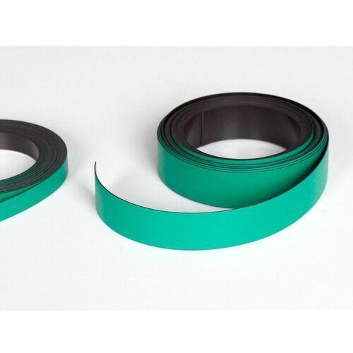pasek magnetyczny zielony