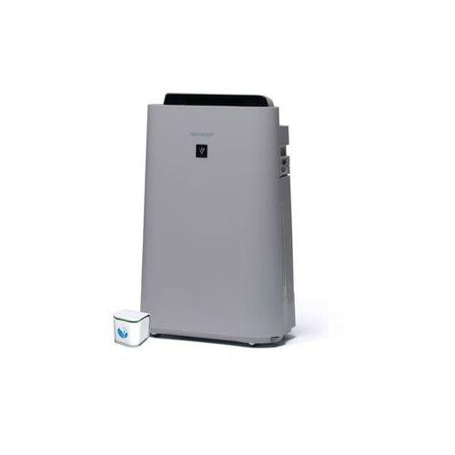 ua-hd40e-l + aplikacja mobilna ecolife airsensor marki Sharp
