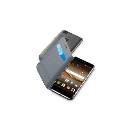 Pokrowiec na telefon book essential pro huawei p10 lite (bookessp10litek) czarne marki Cellularline