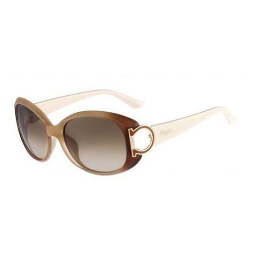 Okulary Słoneczne Salvatore Ferragamo SF 669SA 264