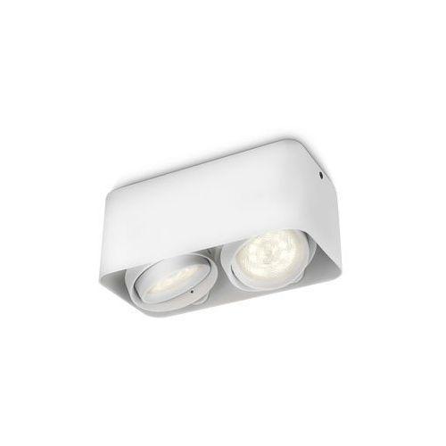 Philips 53202/31/16 - led reflektor afzelia 2xled/3w/230v (8718291488422)