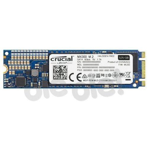 mx300 525 gb m.2 (2280) - produkt w magazynie - szybka wysyłka! marki Crucial