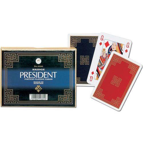 """Piatnik Karty standard """"president""""  - zaufało nam kilkaset tysięcy klientów, wybierz profesjonalny sklep"""