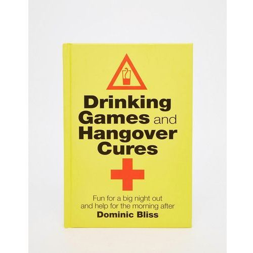 Drinking games & hangover cures book - multi wyprodukowany przez Books