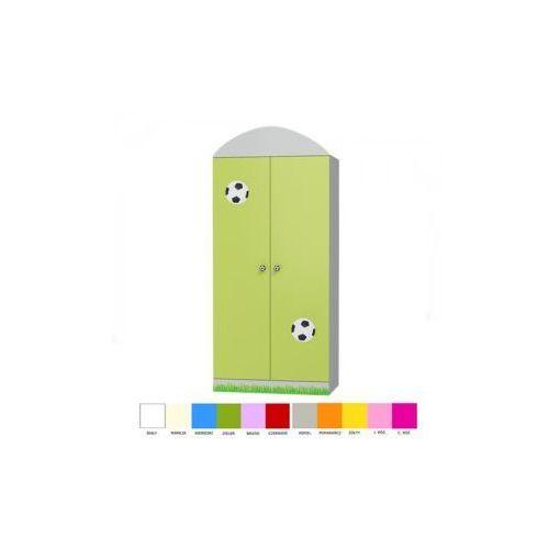 Szafa 2 drzwiowa FOOTBALL