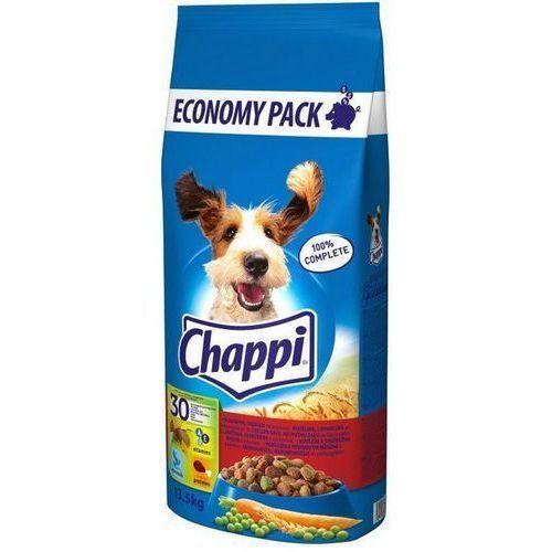 Chappi Wołowina, drób i warzywa 13,5kg, 12606