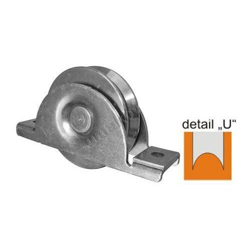 Pojazdové koliesko komplet - U D80mm