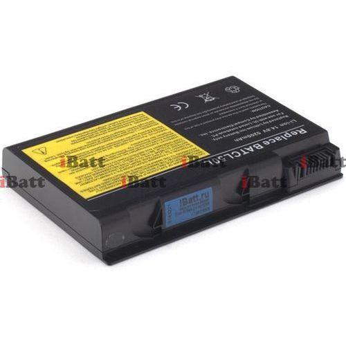 Bateria lc.btp00.004. akumulator do laptopa . ogniwa rk, samsung, panasonic. pojemność do 5200mah. marki Rover book