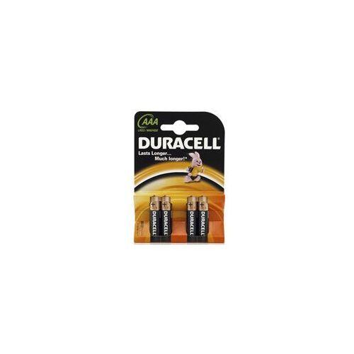 Bateria Duracell LR03 / AAA / MN2400 (K4) Basic, 5000394077164