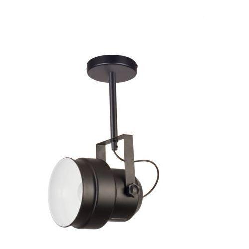 Forano kinkiet 1-punktowy lp-3468/1w black marki Light prestige