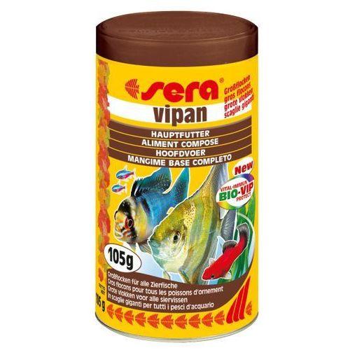 vipan gf - pokarm podstawowy o bardzo dużych płatkach marki Sera