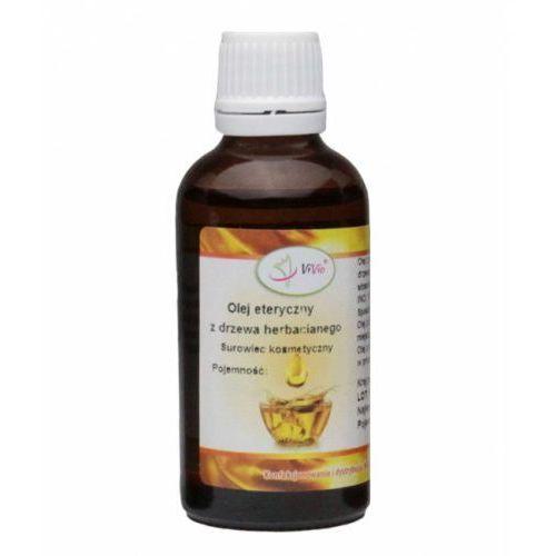 Olejek z drzewa herbacianego surowiec kosmetyczny 25ml - sprawdź w wybranym sklepie