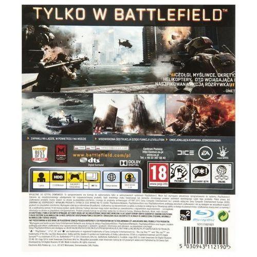 OKAZJA - Battlefield 4 (PS3)