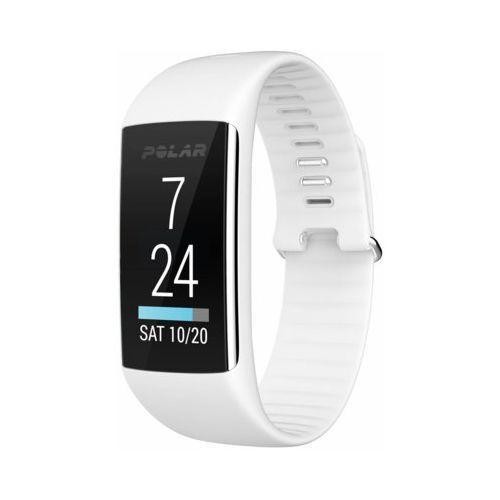 Monitor aktywności fizycznej i snu POLAR ELECTRO A360 Biały (rozmiar M) (0725882028255)