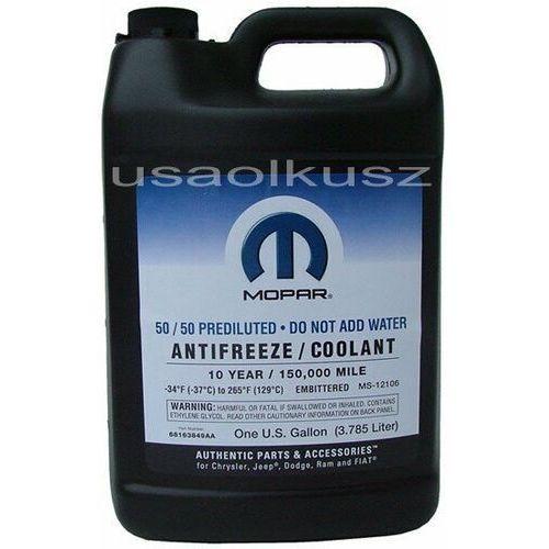 Mopar Płyn chłodzący -37 ms-12106 10lat type 3