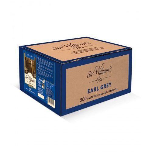 Sir william's Sir williams tea earl grey herbata 500 saszetek (5902020014744)