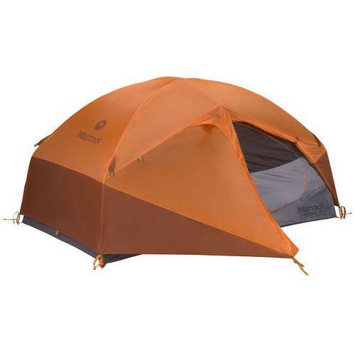 Marmot limelight 2p namiot pomarańczowy/czerwony 2018 namioty kopułowe