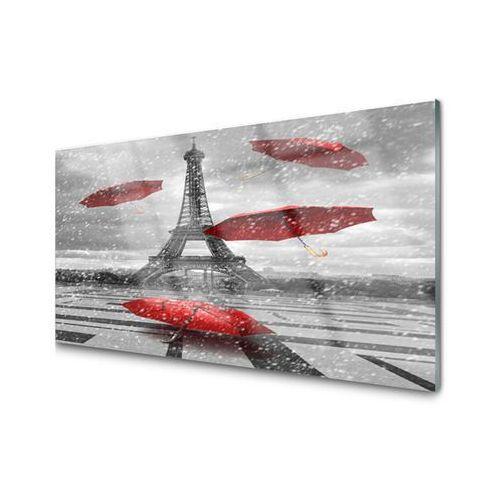 Obraz akrylowy wieża eiffla paryż parasolka marki Tulup.pl