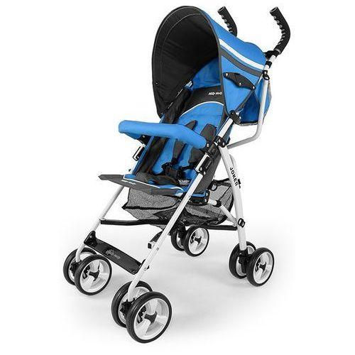 Wózek spacerowy  joker blue marki Milly mally