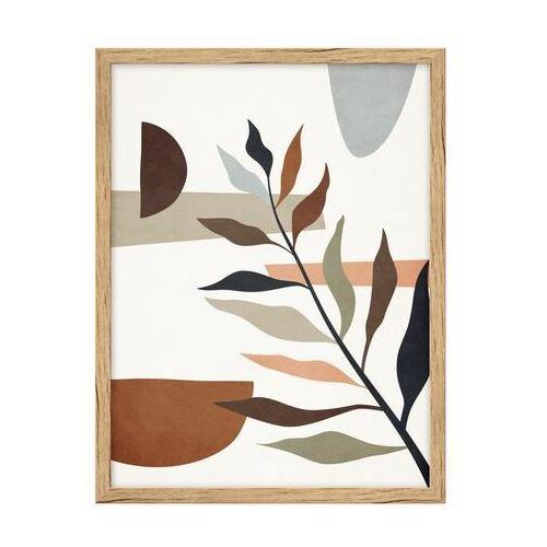 Knor Obraz liść iii 30 x 40 cm
