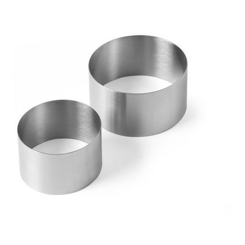 Pierścień, rant kucharsko-cukierniczy o średnicy 70 mm | HENDI, 512104