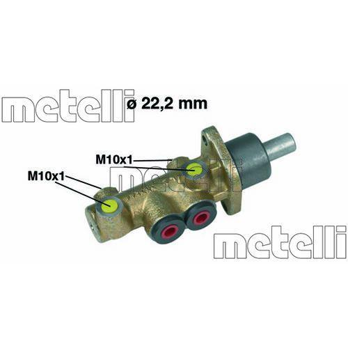 Pompa hamulcowa METELLI 05-0278