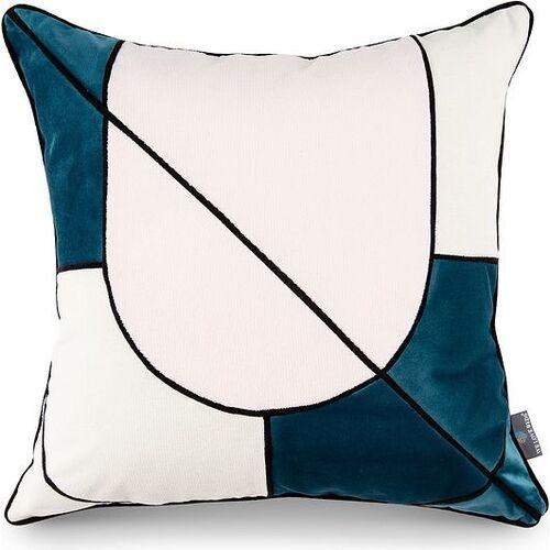 We love beds Welurowa poszewka na poduszkę milan, kwadratowa -