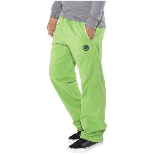 Edelrid legacy ii spodnie długie mężczyźni zielony xl 2018 spodnie wspinaczkowe (4052285674137)