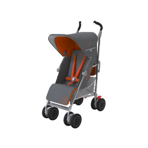 Maclaren wózek spacerowy techno xt charcoal/marmalade