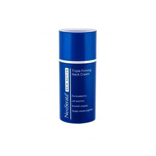 skin active triple firming neck cream krem do dekoltu 80 g dla kobiet marki Neostrata