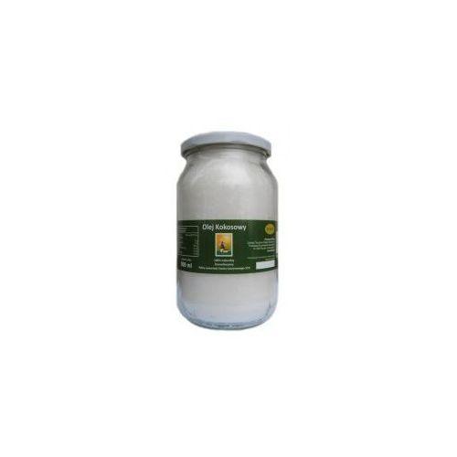 Olej kokosowy extra virgin 900ml marki Efavit. Tanie oferty ze sklepów i opinie.