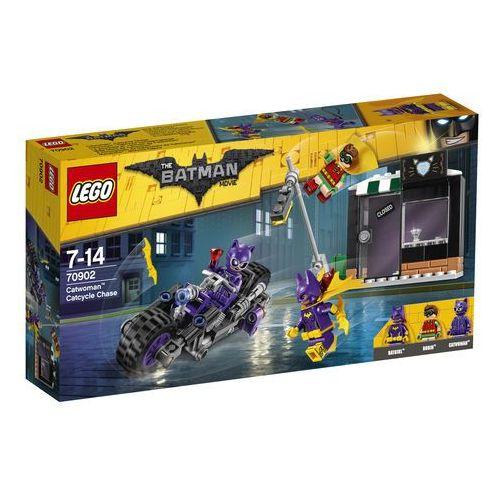 LEGO Batman the Movie, Motocykl Catwoman, 70902 - BEZPŁATNY ODBIÓR: WROCŁAW!