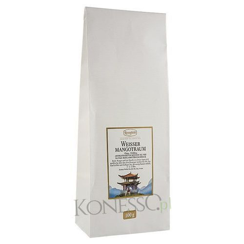 Ronnefeldt Biała herbata  weisser mangotraum/mangodream 50g