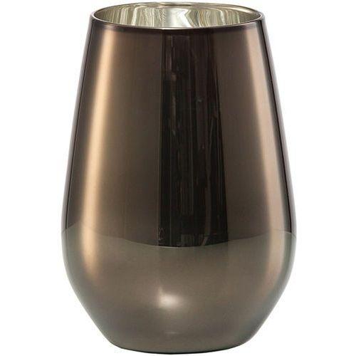Schott zwiesel Szklanki metalizowane na brązowo vina shine 6 sztuk (sh-8796-42b-6)