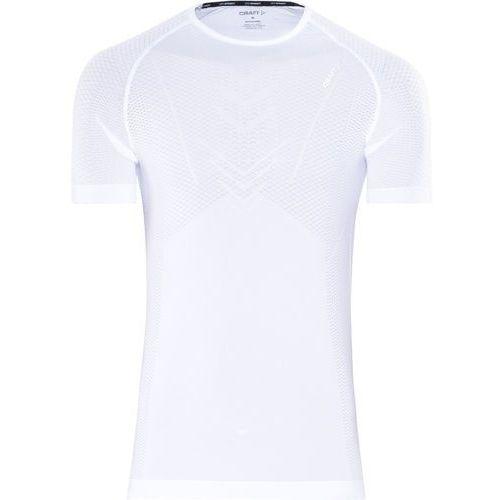 Craft cool intensity rn ss top men, white m 2019 podkoszulki z krótkim rękawem