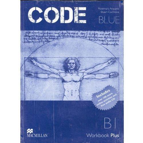 Code Blue. Ćwiczenia + CD + Klucz Dostępu Do Ćwiczeń Online do Podręcznika (opr. miękka)