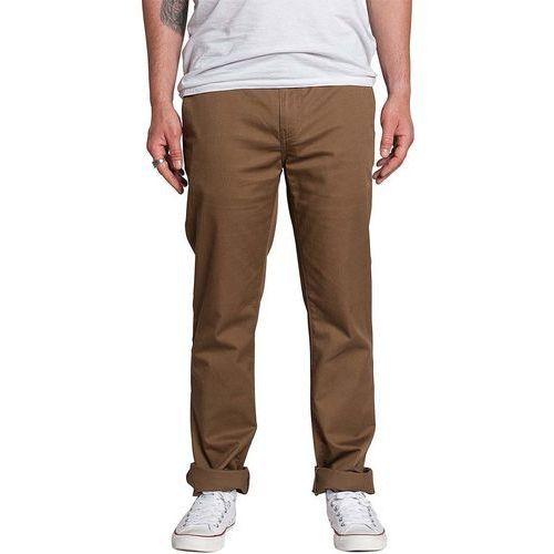 Spodnie - k slim chino coffee (212) rozmiar: 34 marki Krew