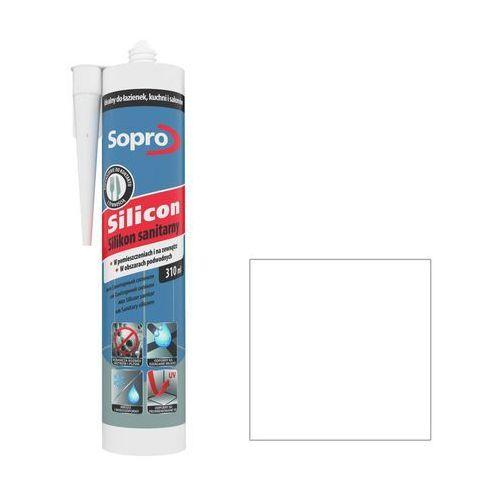 Sopro Silikon sanitarny 310 ml bezbarwny 00 (4005734052710)